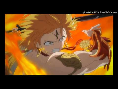 Magi OST - 18 Eye of the Dragon by Shiro Sagisu