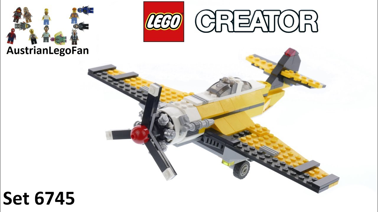 6745 LEGO Creator Propeller Power