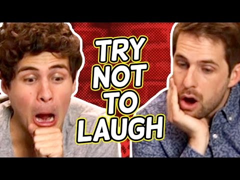 Thumbnail: TRY NOT TO LAUGH CHALLENGE