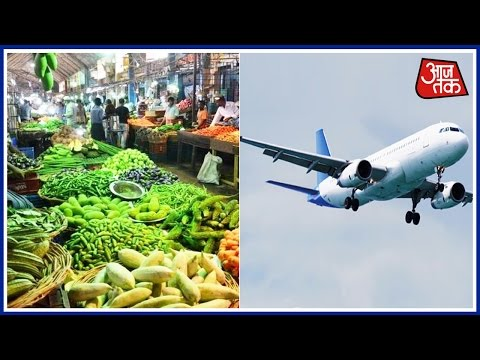 Dastak: Irony, As Food Inflation Soars High, Air Travel Gets Cheaper