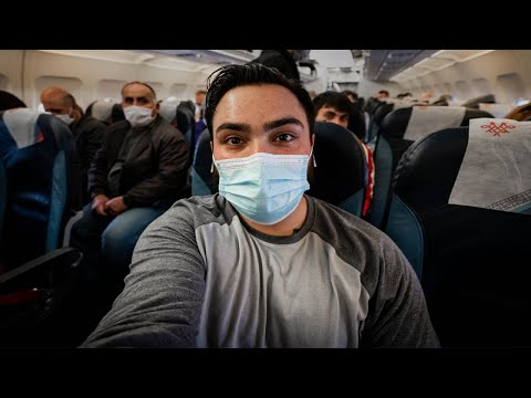 Flying to Istanbul, Turkey During A Pandemic 2021