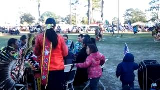 Young Buffalo Horse @ Poarch Creek Powwow 2013