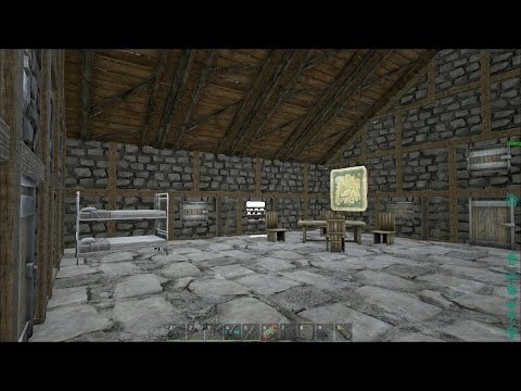 "EP40 Ark Survival Evolved ""Living Quarters"""