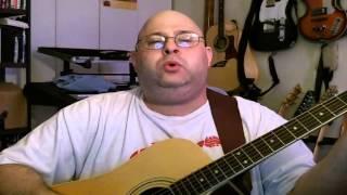 Scott Erickson - Here Today (Paul McCartney cover)
