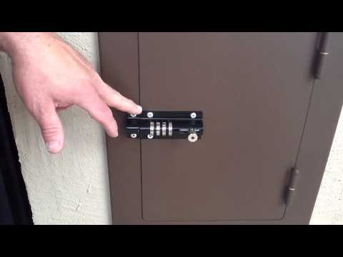Watchdog Security Pet Door Cover Youtube