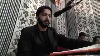 Singer 👨🎤 Sahil parvaiz Kashmiri song