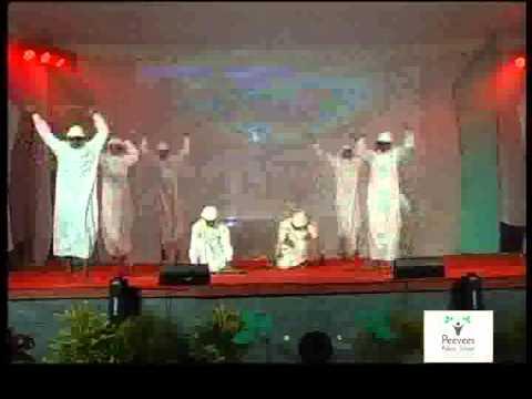 Arabic dance by boys