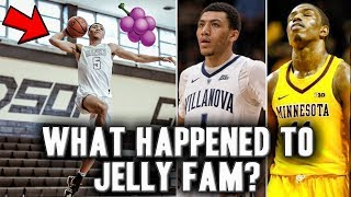 What Happened To Jelly Fam? |  Can Isaiah Washington Make The NBA?