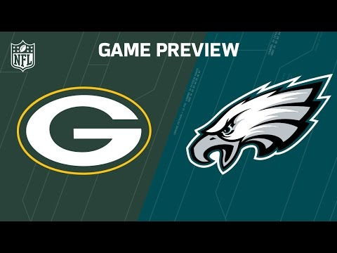 Packers vs. Eagles (Week 12 Preview) | NFL Now