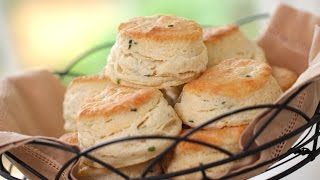 Beths Sour Cream and Chive Biscuit Recipe