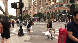 【(1)(2)(3)manhattan】72Street(upeer west)【ニューヨーク地下鉄/MTA new york city subway<#007>】アッパーウエストサイド地区