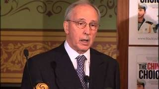 Former PM, Paul Keating speaks on Hugh White