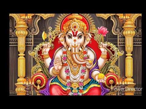 Sukh Karta Dukh Harta | Ganesh Aarti | By Anuradha Paudwal