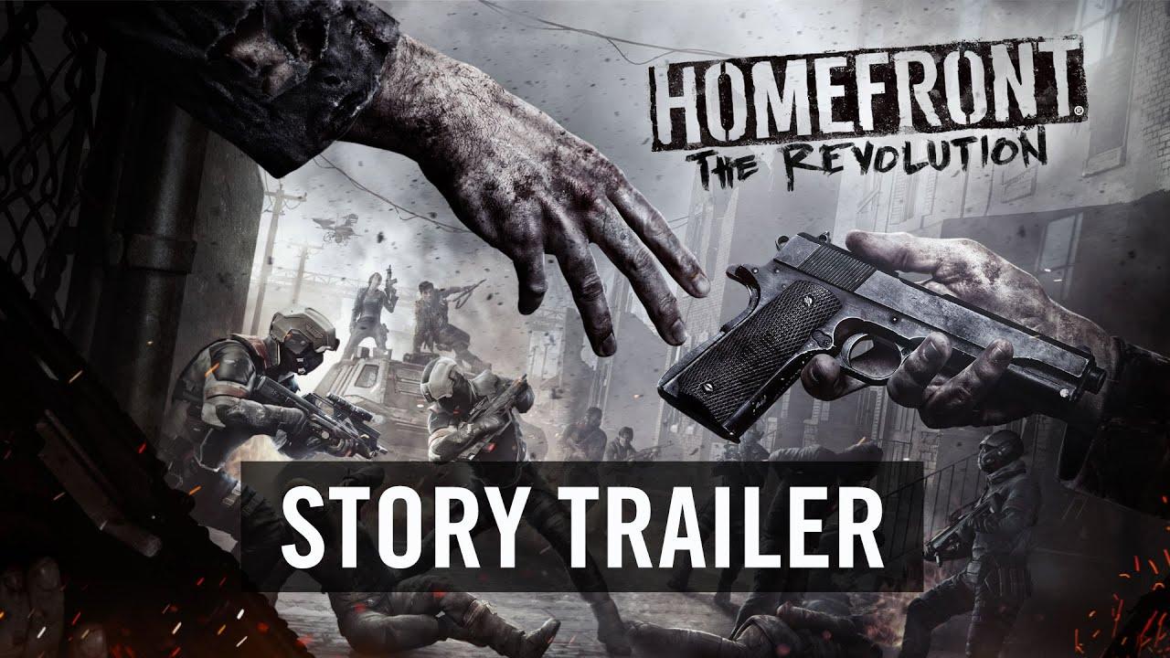 Homefront Trailer