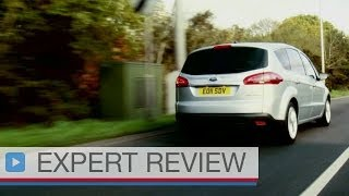 Ford S-MAX MPV expert car review