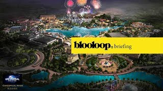 Attractions news 21.9.19: Universal Beijing Resort | Tokyo Disneyland's New Fantasyland