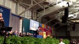 Brandeis University 2013 Commencement Speech by Enrique Levin