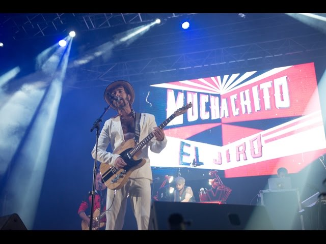 Vídeo: Muchachito Bombo Infierno en el Chanclas Festival de Lucena