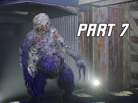 Resident Evil 7 Biohazard Walkthrough Part 7 - Bloater ...