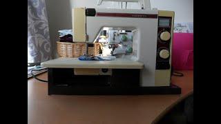 Toyota 4600 швейная машина. Общий обзор.