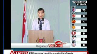 Yam Ah Mee - Returning Officer Extraordinaire (AUTO-TUNED) [SG Elections 2011]