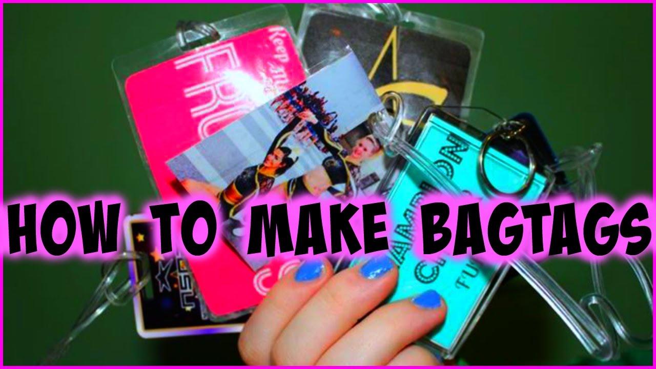 Diy Bag Tags