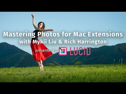 Live: Mastering Photos for Mac Extensions