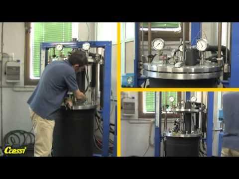CRESSI PRODUCTION  REGULATOR Control Quality