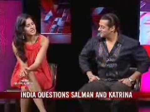 India Question With Salman Khan and Katrina Kaif Part1