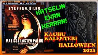 Children of the C๐rn III eli Maissilapset 3 (1995) Hurmeista hupia? [KauhuKalenteri]