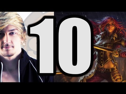 Siv HD - Best Moments #10 - Burns & Pentas