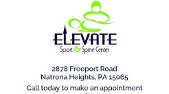 Elevate Sport and Spine Center, Natrona Heights, PA 15065