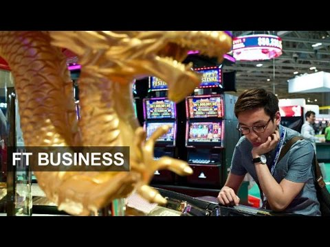 Steve Wynn discusses second Macau casino