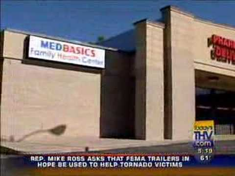 MedBasics Opens Retail Health Clinic In Little Rock, AR