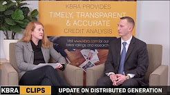 KBRA Clips: Update on Distributed Generation