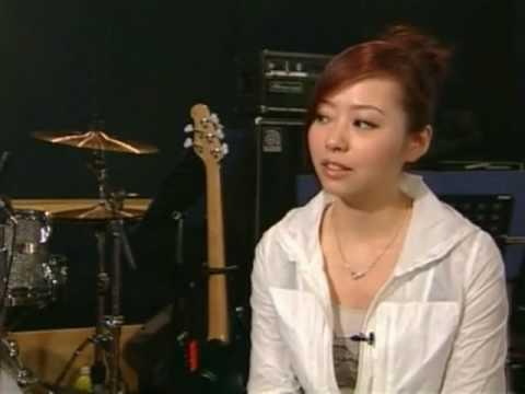 Jane Zhang - Japan TV interview