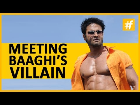 Download Sudheer Babu Turns Villain In 'Baaghi: A Rebel For Love'   Live on #fameBollywood