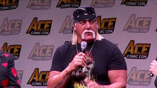 Ace Comic Con Presents:  WWE Spotlight-  Hulk Hogan