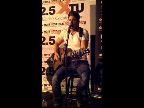 Kip Moore - Hang Awhile Acoustic