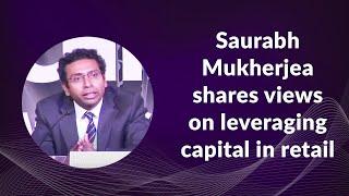 Saurabh Mukherjea shares views on