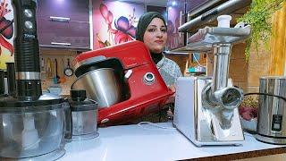 صدمه عمري في أجهزة المطبخ الشركات شايفه فلوس الناس كتر