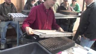 Vermont Organic Farmers Quick Tips #2 : Dibblers and Seeders