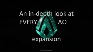 A Deep Look into Every Anarchy Online Expansion and Booster Pack