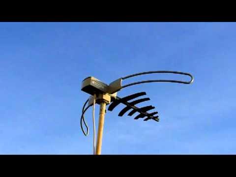 how to build a long range digital tv antenna