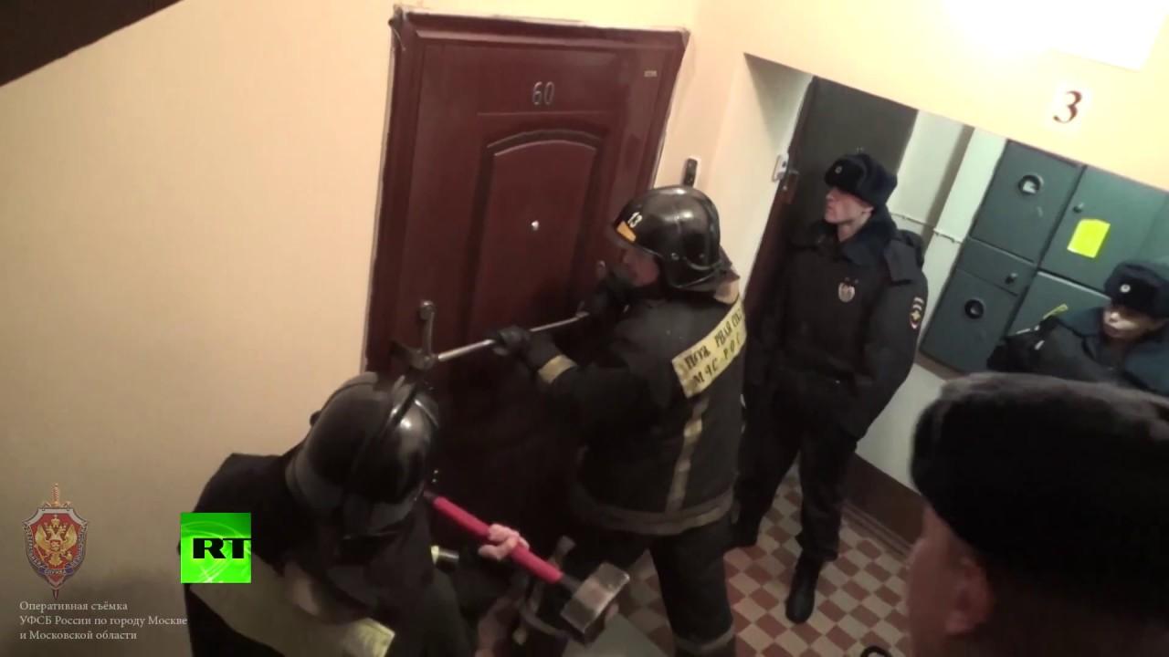 Задержание членов экстремистской организации «Таблиги Джамаат» в Московском регионе