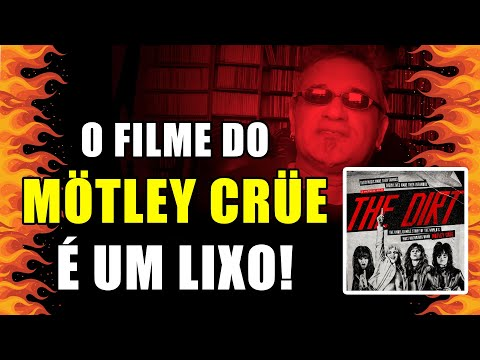 Filme do Mötley Crüe é um Lixo
