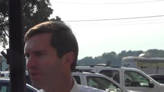 Andy Beshear Won't Say Whether He Voted For Obama