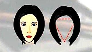 видео ПРОСТЫЕ и БЫСТРЫЕ прически для коротких волос (стрижка каре)