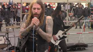 Speedkobra - Rise For Satan/ Freedoom (24.04.2021 Viva La Rigaer!, Berlin) [HD]