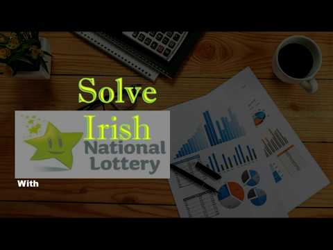 How To Pick Irish National Lottery Numbers? Step By Step Tutorial For October Draws